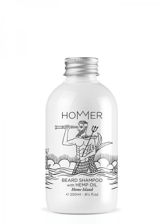 HOMMER Beard Shampoo (250ml)