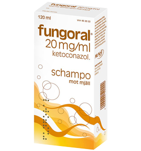 Fungoral Shampoo